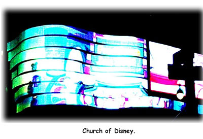 Church of Disney.