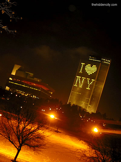 Corning Tower. Albany. New York.